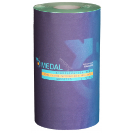Rękaw do sterylizacji z fałdą MEDAL 35cm x 100m