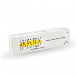 Anesten lidocain 10,56% krem znieczulający 30g