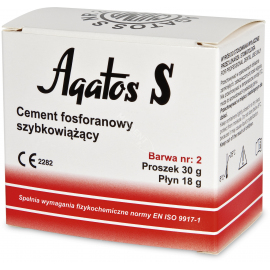 Agatos S nr.2 Cement fosforanowy