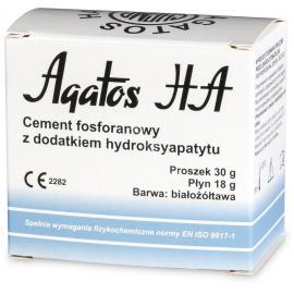 Agatos HA Cement fosforanowy z dodatkiem hydroksyapatytu