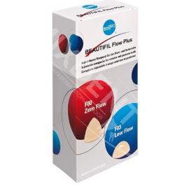 Beautifil Flow Plus zestaw 4 x strzykawka 2g
