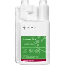 Quatrodes Forte 1L koncentrat do mycia i dezynfekcji wyrobów medycznych