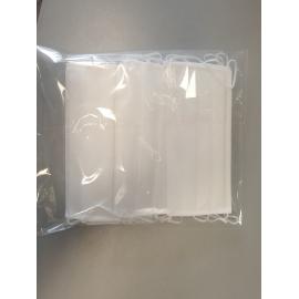 Maski jednorazowe z gumką 10szt