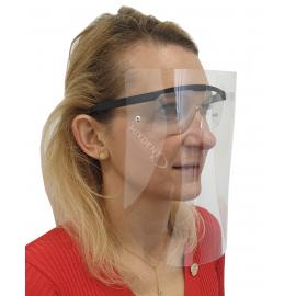 Przyłbica okularowa Comfort +