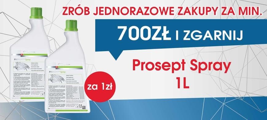 Promocja I LOVE MIXDENT 700PLN