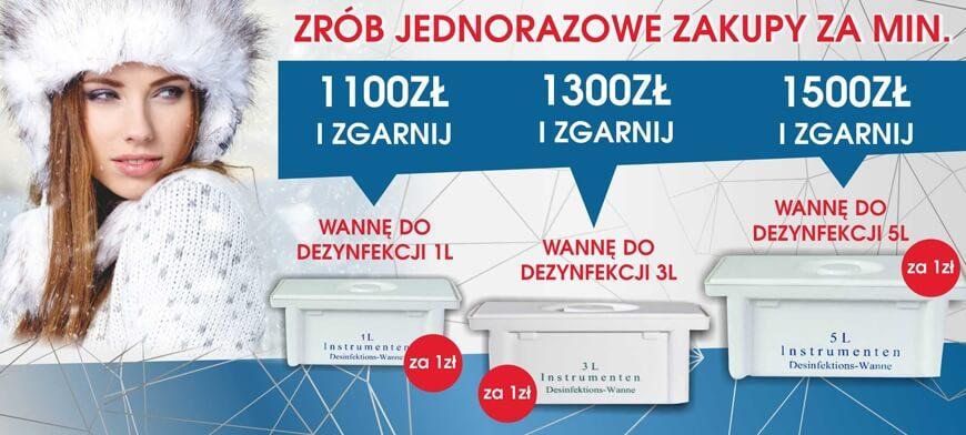 Promocja I LOVE MIXDENT 1100PLN, 1300PLN, 1500PLN